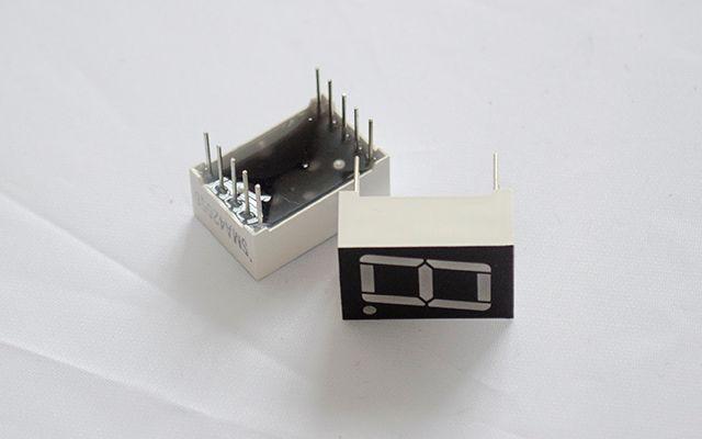 arduino-7 segments